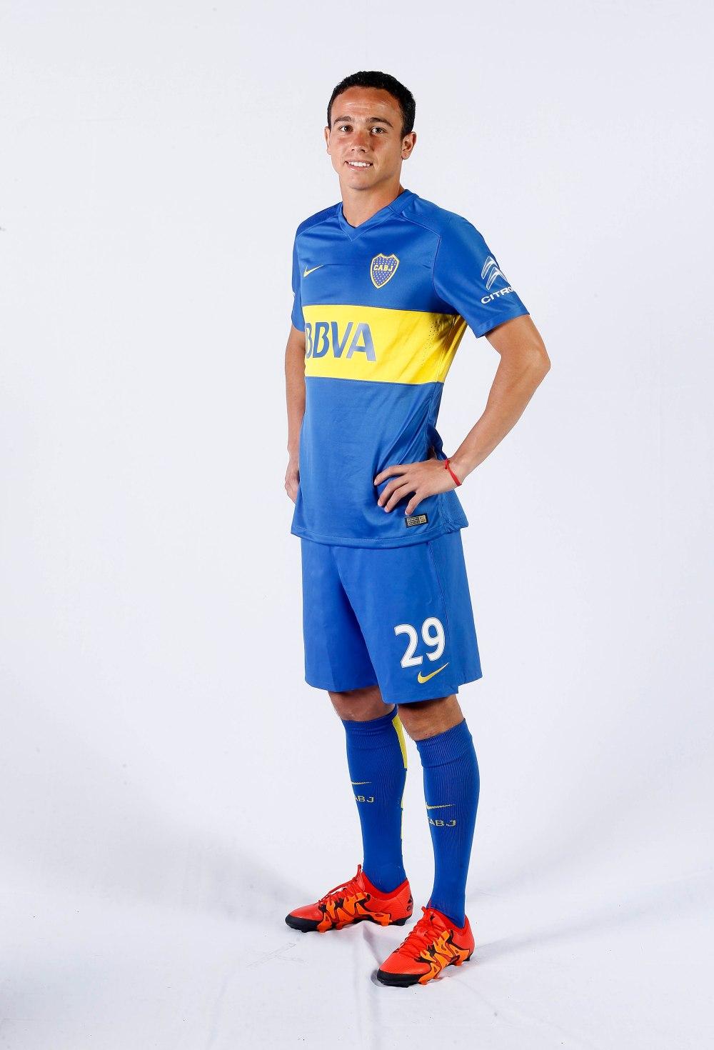 29 - Leandro Jara