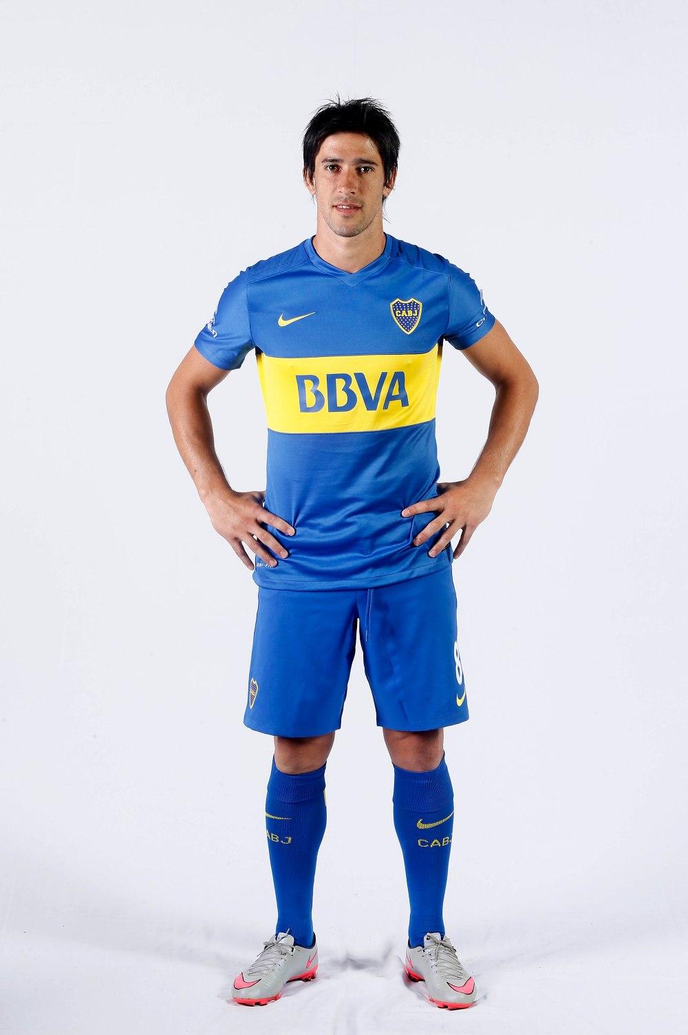 8 - Pablo Perez