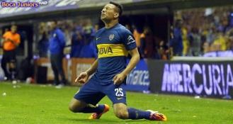 Andres Chavez Boca Juniors lesion